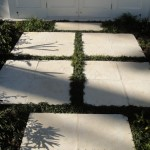 Paving and Edging Detail